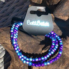 Two tone bracelets