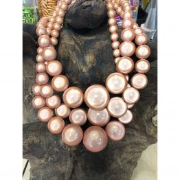 Statement chunky necklaces