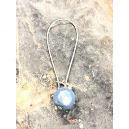 Kidney earrings