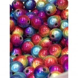 Two tone beads