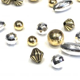 Gold/Silver/Pewter