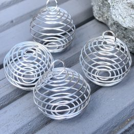 Spiral cages